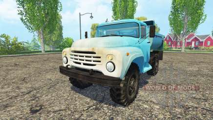 ЗиЛ ММЗ 555 v1.1 для Farming Simulator 2015