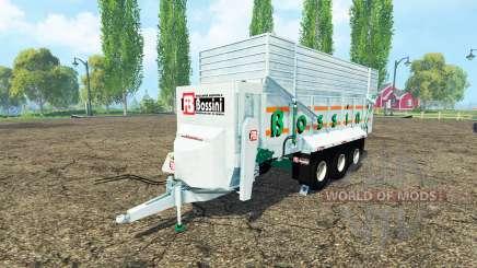 Bossini SG200 DU v2.0 для Farming Simulator 2015