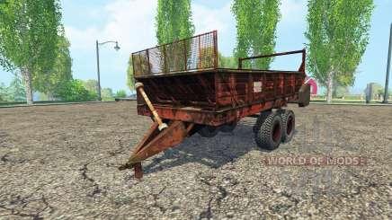 ПРТ 10 для Farming Simulator 2015