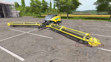 New Holland BigBaler 1290 Nadal R90 v1.1 для Farming Simulator 2017