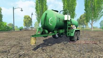 МЗХТ 10 для Farming Simulator 2015
