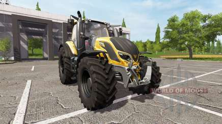Valtra T194 gold edition для Farming Simulator 2017