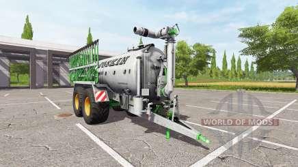 JOSKIN Modulo 2 steering axle для Farming Simulator 2017