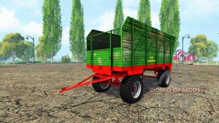Hawe SLW 20 v2.0 для Farming Simulator 2015
