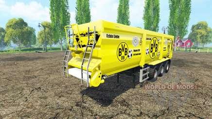 Krampe SB 30-60 Borussia Dortmund для Farming Simulator 2015