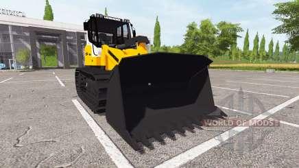 Liebherr LR 634 для Farming Simulator 2017
