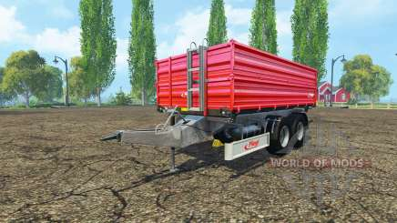 Fliegl TDK 160 v1.3 для Farming Simulator 2015