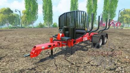 Stepa FH 13 AK v1.1 для Farming Simulator 2015