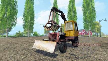 ПЭА 1А Карпатец для Farming Simulator 2015