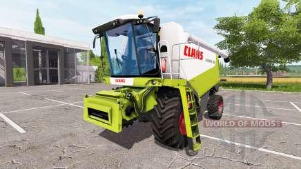 CLAAS Lexion 580 для Farming Simulator 2017