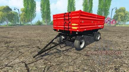 Metal-Fach T710-1 для Farming Simulator 2015