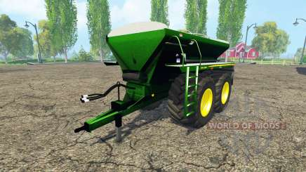 John Deere DN345 v2.0 для Farming Simulator 2015