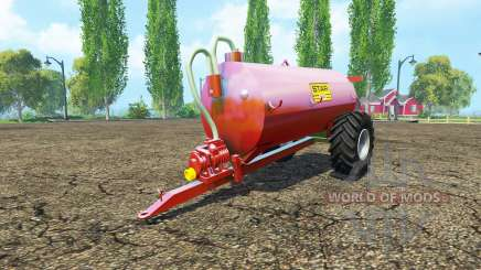 Star 1100 v3.0 для Farming Simulator 2015
