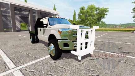 Ford F-550 v2.0 для Farming Simulator 2017