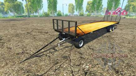Fliegl DPW 180 v3.0 для Farming Simulator 2015