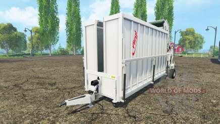 Fliegl Overload Station для Farming Simulator 2015