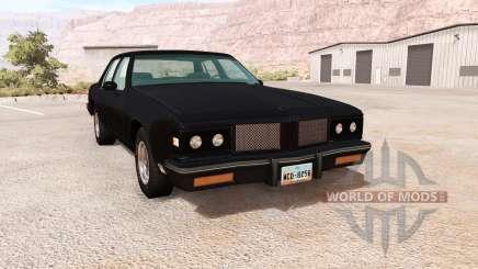 Oldsmobile Delta 88 Royale Brougham v1.2 для BeamNG Drive