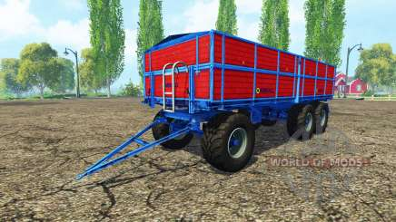 Marshall 75 DR для Farming Simulator 2015