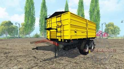 Wielton PRC-2B W14 для Farming Simulator 2015
