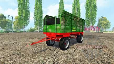 Hawe SLW 20 для Farming Simulator 2015