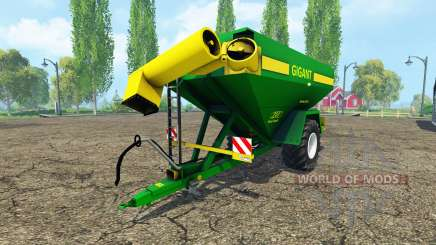 ZDT Gigant для Farming Simulator 2015