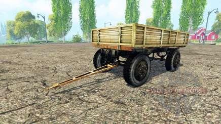 Remorca RM2 для Farming Simulator 2015