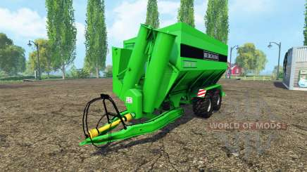 BERGMANN GTW 330 для Farming Simulator 2015