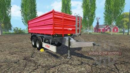 Fliegl TDK 160 v1.4 для Farming Simulator 2015