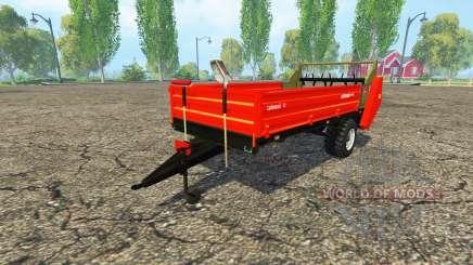 Ursus N-228 для Farming Simulator 2015