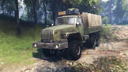 Урал 4320-31 v3.0 для Spin Tires