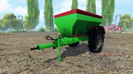 Unia MXL 7200 для Farming Simulator 2015
