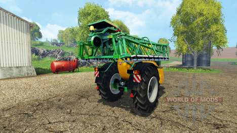 Amazone UX5200 v1.5 для Farming Simulator 2015
