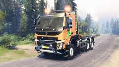 Volvo FMX 500 6x6