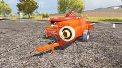 Sipma Z224-1 v2.1 для Farming Simulator 2013