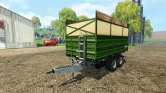Fliegl TDK 160 v1.1 для Farming Simulator 2015