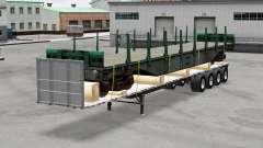 Oversize trailers USA