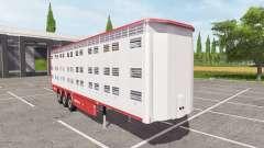 Michieletto livestock trailer v1.1