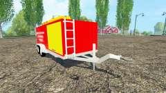 Multi-purpose trailer для Farming Simulator 2015