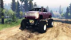Dodge Dakota TTC v2.0 для Spin Tires