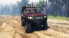 Toyota Land Cruiser 70 (J76) v2.0