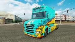 Скин McKays by Vince на тягач Scania T