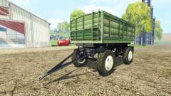 Remorca для Farming Simulator 2015