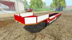 Faymonville MultiMAX для Farming Simulator 2015