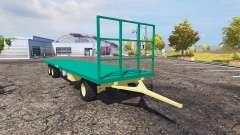 Camara bale trailer v1.1 для Farming Simulator 2013