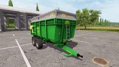 ZDT Mega 20 для Farming Simulator 2017