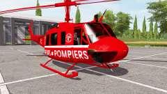 Bell UH-1D sapeurs-pompiers