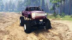 Dodge Dakota TTC для Spin Tires