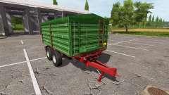 PRONAR T683 для Farming Simulator 2017