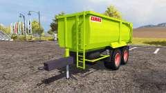 CLAAS tipper trailer