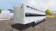 Livestock trailer v2.0 для Farming Simulator 2013